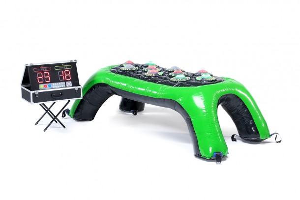 IPS tafel Groen/Zwart